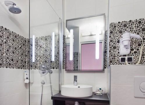 Tour Hôtel – Bathroom