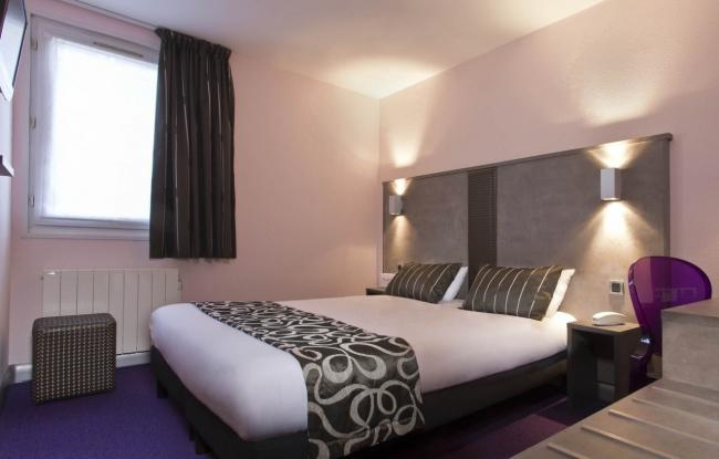 Tour Hôtel – Zimmer