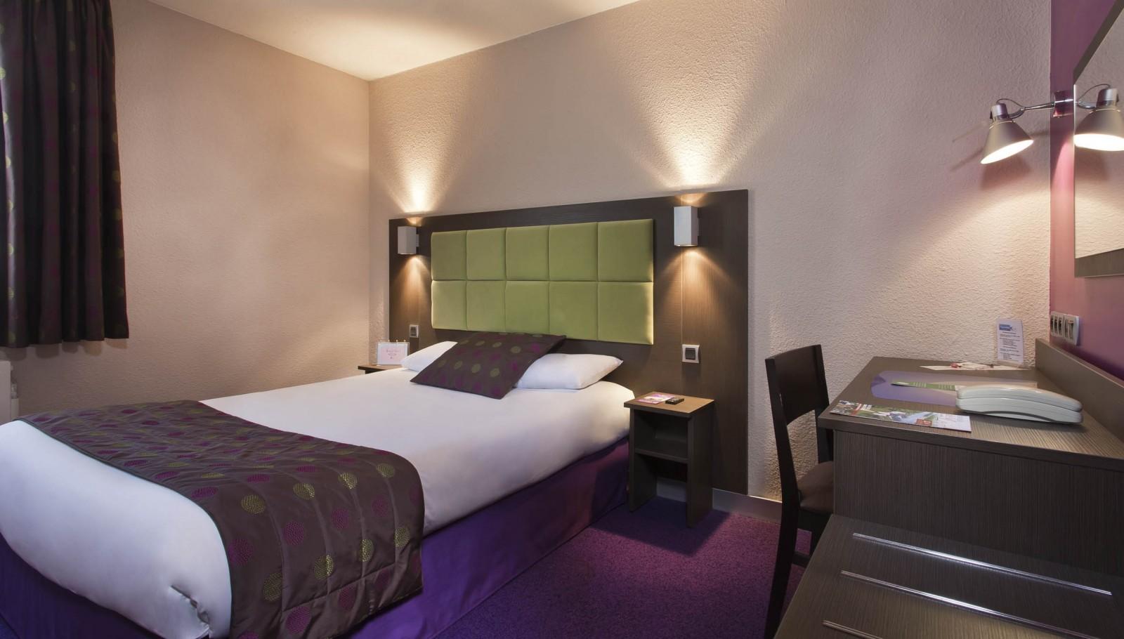 Hôtel caen chambres wifi confort et accueil chaleureux