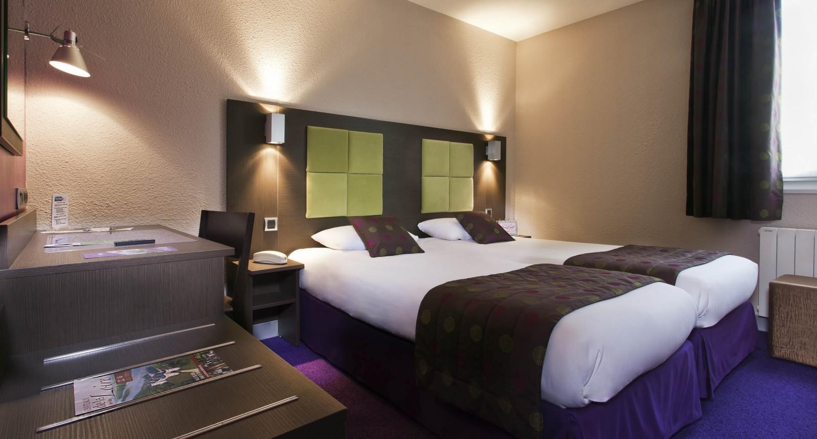 TourHôtel Blois *** | Hotel Valle della Loira | Camere - SITO UFFICIALE